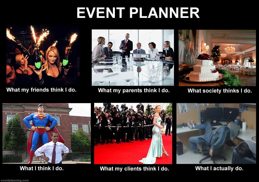 Event Planning Meme Archives