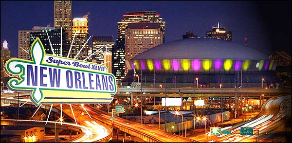 Super Bowl 2013 New Orleans
