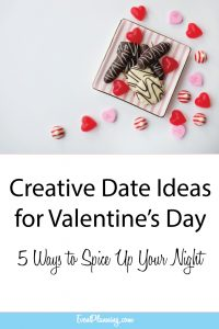 Creative Date Ideas for Valentine's Day // Event Planning Tips // Event Planning 101 // Event Planning Business // Event Planning Career // Event Planning Courses