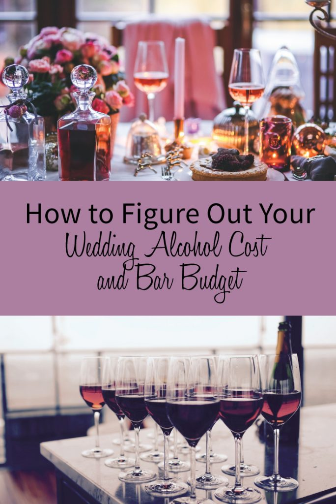 How to Figure out your Wedding Alcohol Cost and Bar Budget / How to be an Event Planner / Event Planning Skills / Event Planning Courses