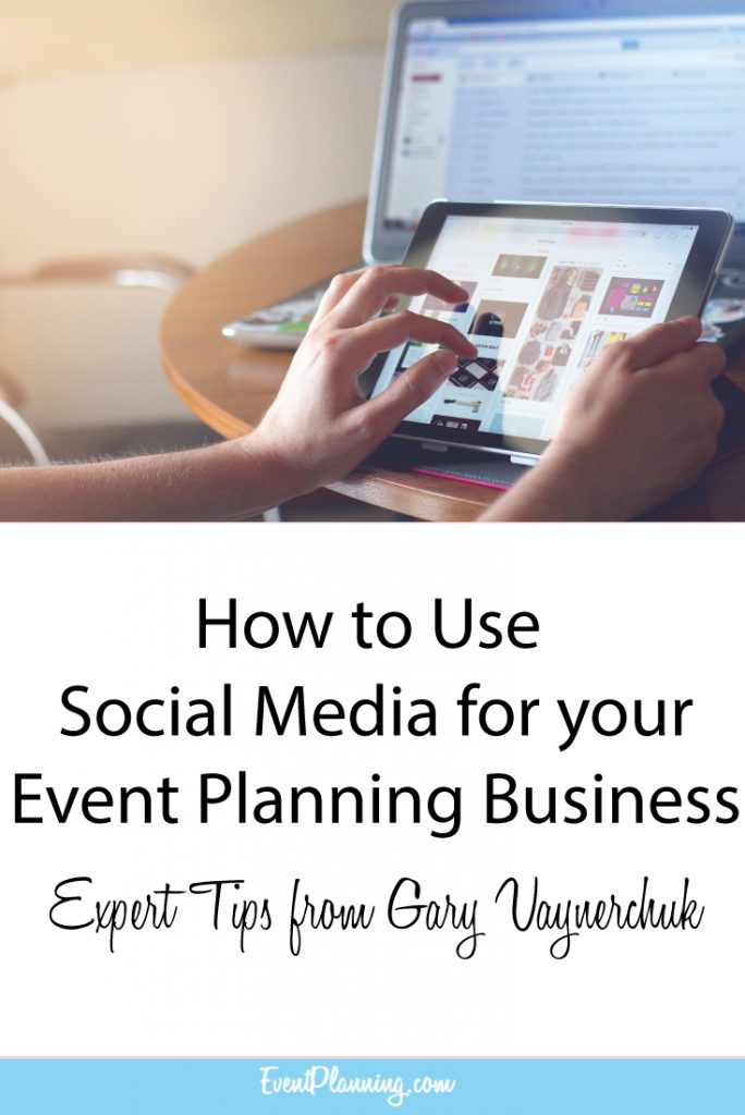 How to Use Social Media for your Event Planning Business // Event Planning Tips // Event Planning 101 // Event Planning Business // Event Planning Career // Event Planning Courses